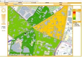 Roppongi station crime map