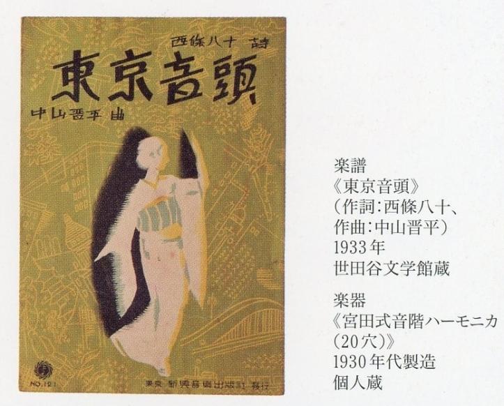 expansion-of-the-metropolis-around-the-1930s-tokyo-ondo-score-lyrics